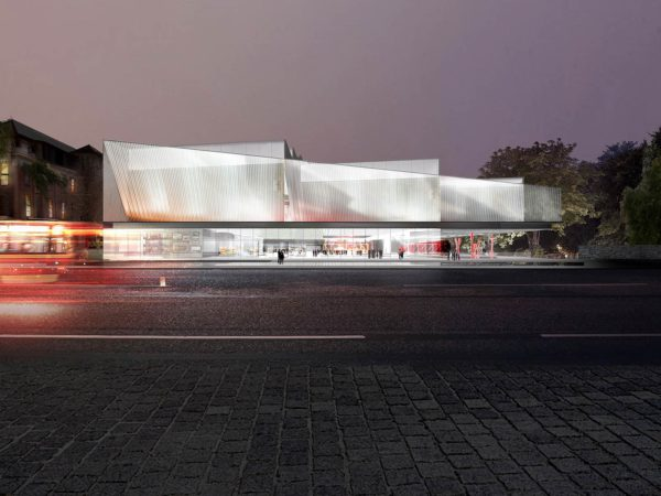 Diller Scofidio + Renfro and Woods Bagot