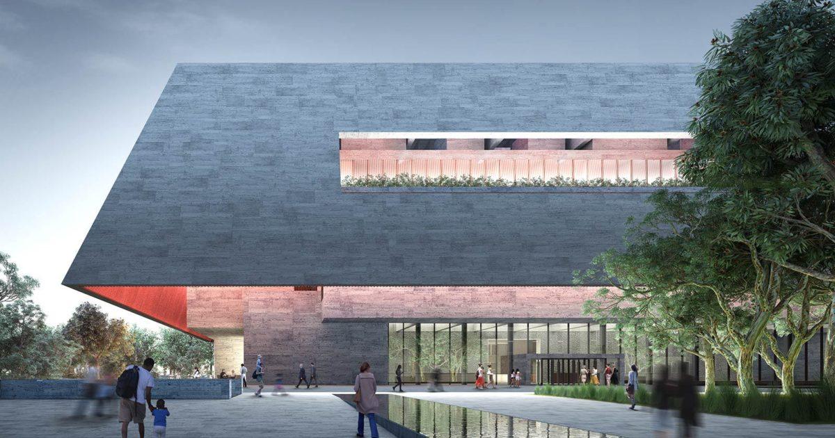 Terrific Adjaye Adelaide Contemporary International Design Competition Home Interior And Landscaping Ologienasavecom