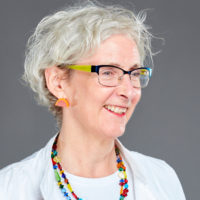 Sarah Weir OBE