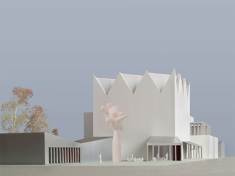 Caruso St John Architects Arhitektu Birojs Jaunromāns Un ābele