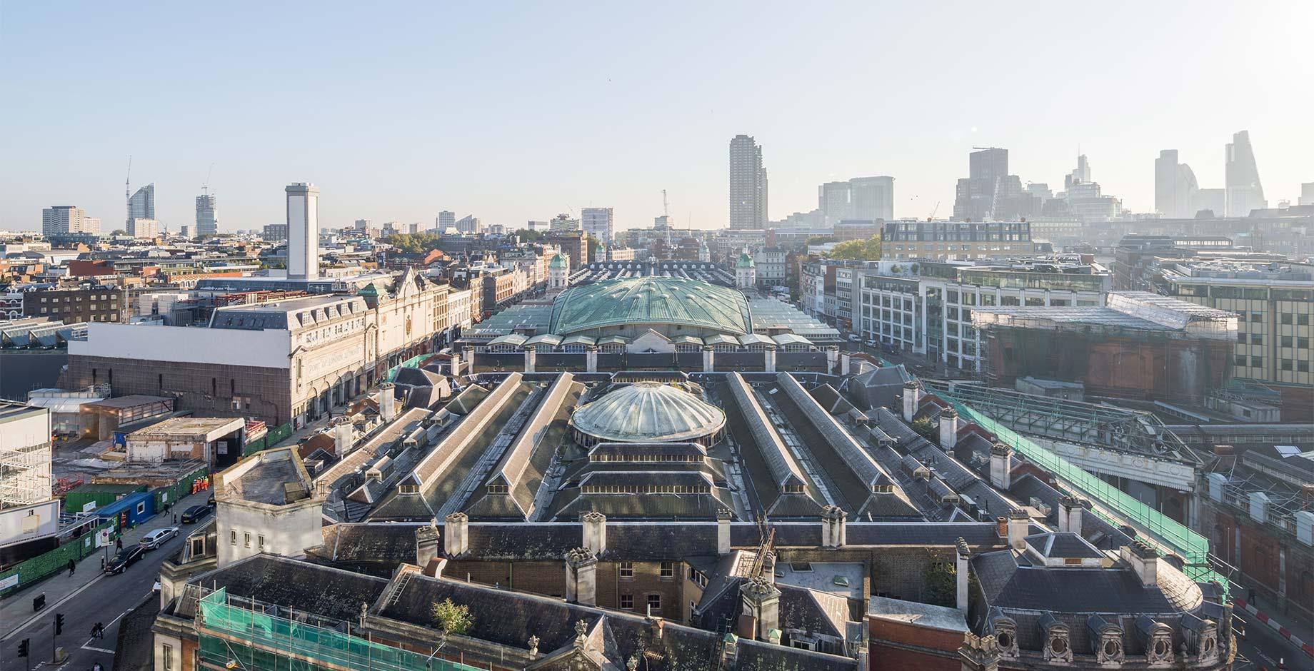 brief museum of london west smithfield international design