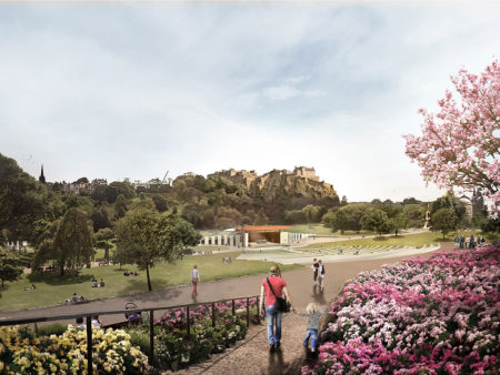 Page \ Park Architects, West 8 Landscape Architects and BuroHappold Engineering