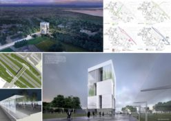 John Ronan Architects Presentation Board 2