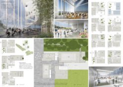 John Ronan Architects Presentation Board 5