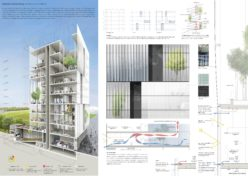 John Ronan Architects Presentation Board 6