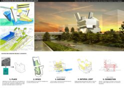 Steven Holl Architects Presentation Boards 4