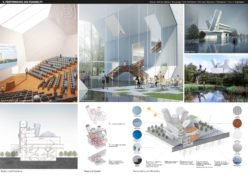 Steven Holl Architects Presentation Boards 6