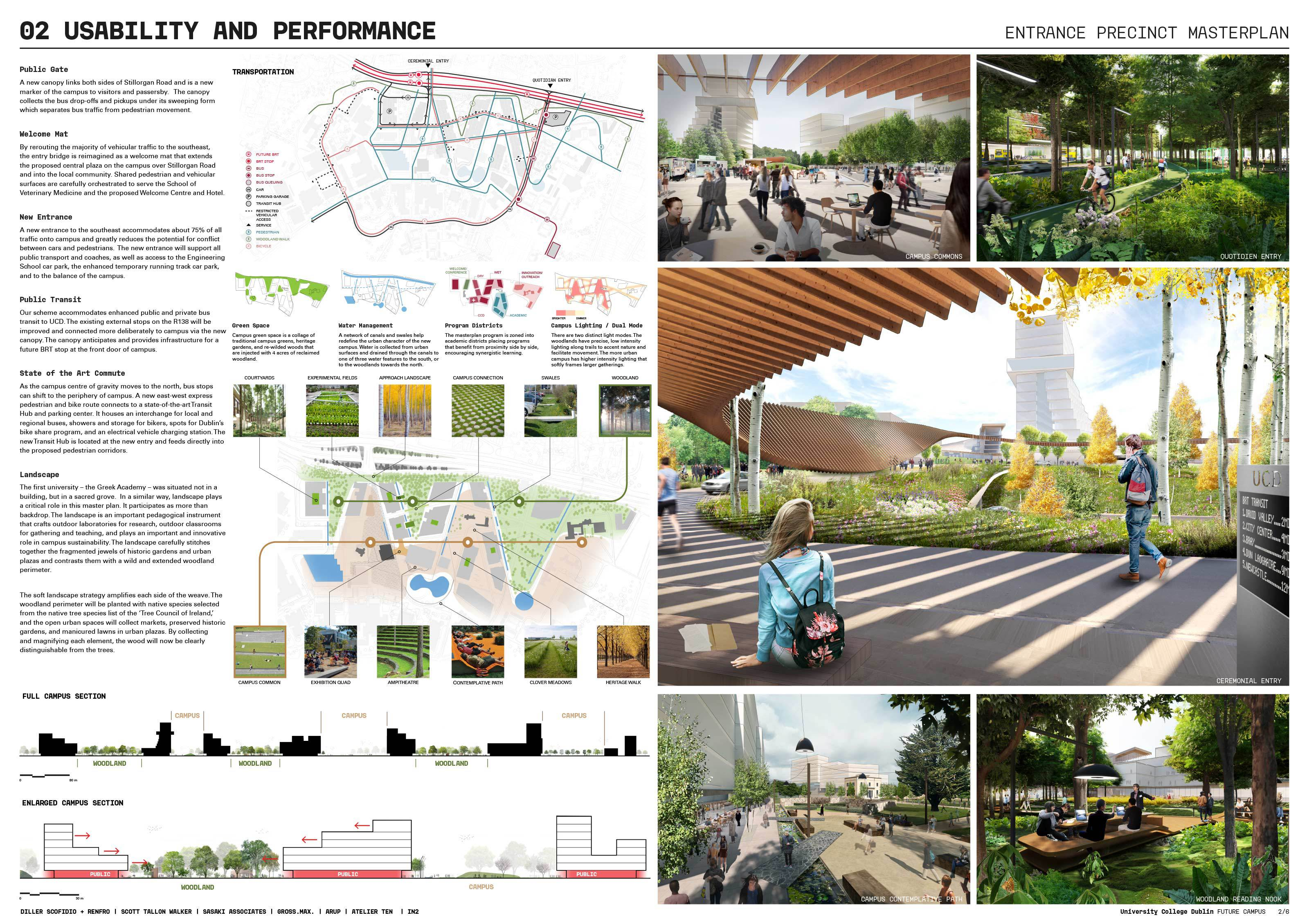 Diller Scofidio… | Future Campus: UCD International Design